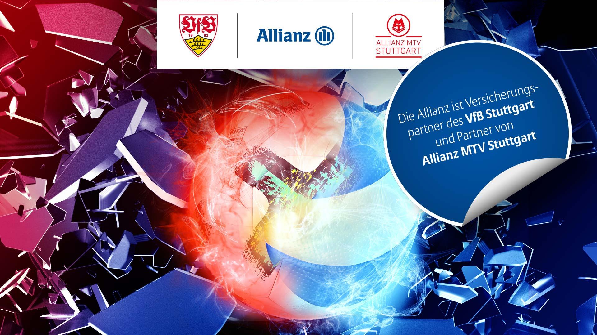 Verknüpfung der Allianz Sponsoringaktivierungen