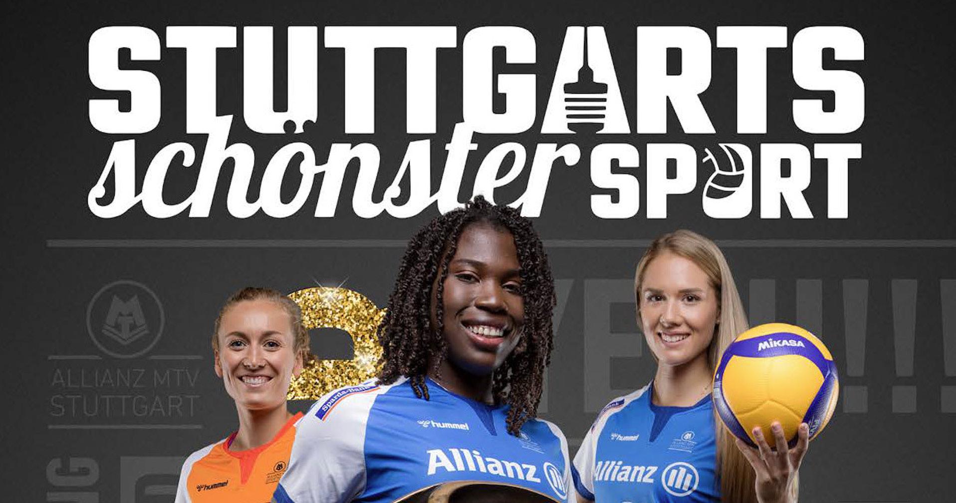 Das neue Allianz MTV Stuttgart Saisonmagazin ist da!