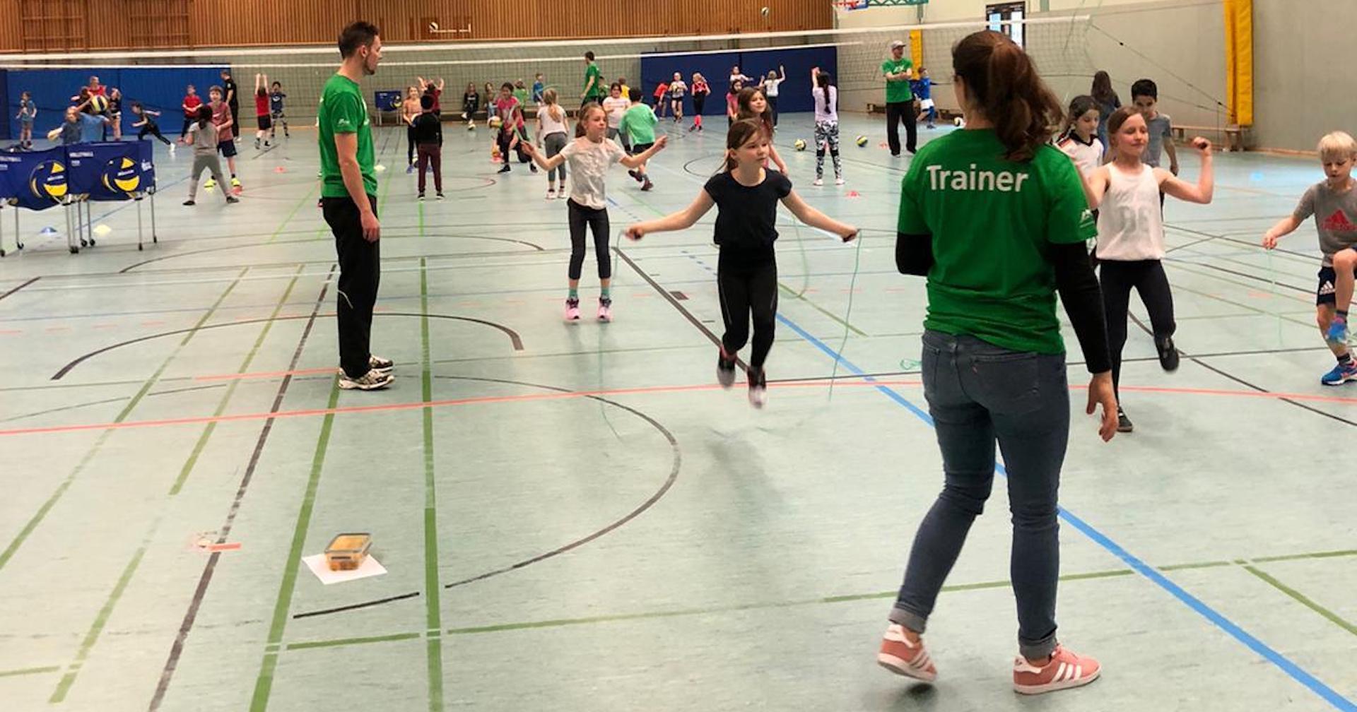 Grundschulaktionstag in Heidelberg