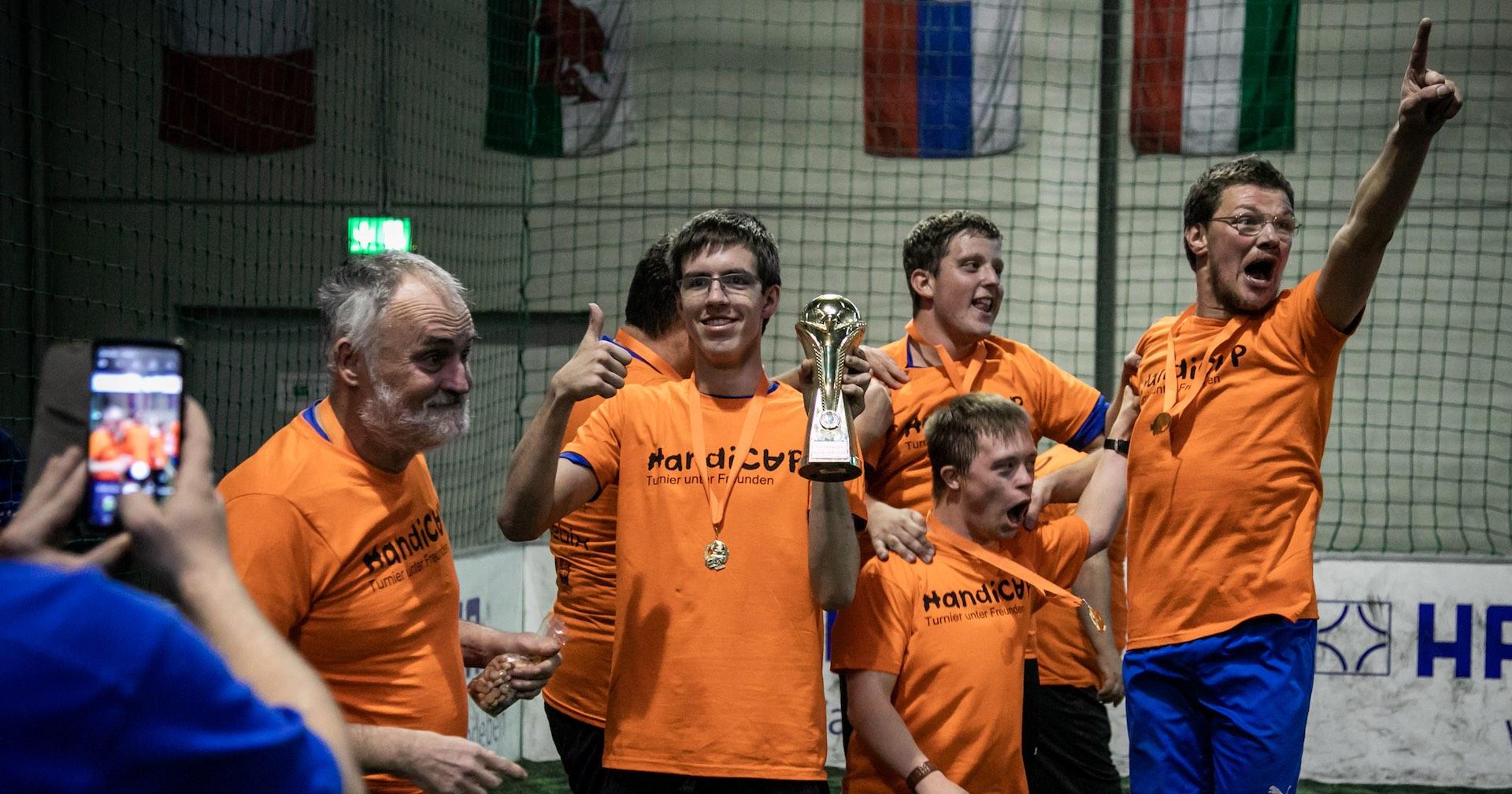 HandiCUP 2019 - Turnier unter Freunden - ein voller Erfolg